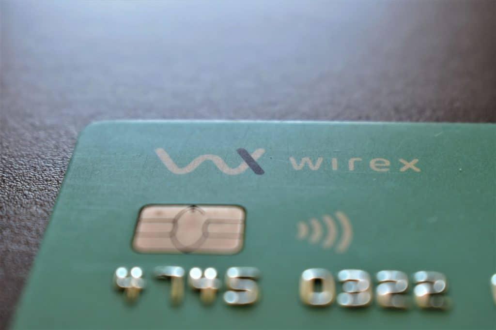 wirex kartica