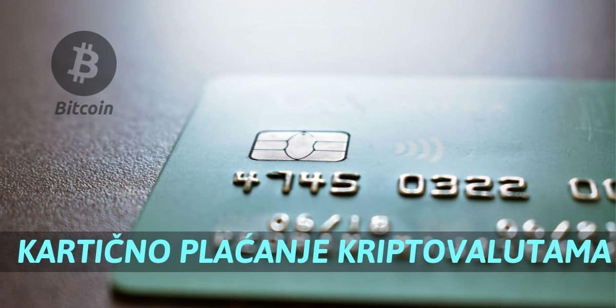 kartično plaćanje kriptovaluta
