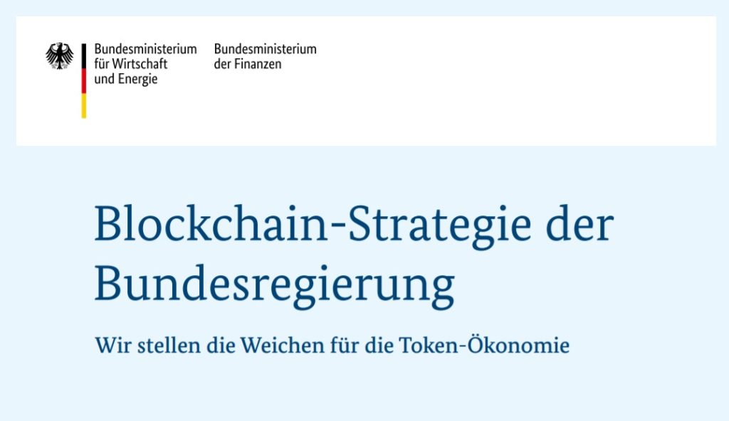 blockchain strategija