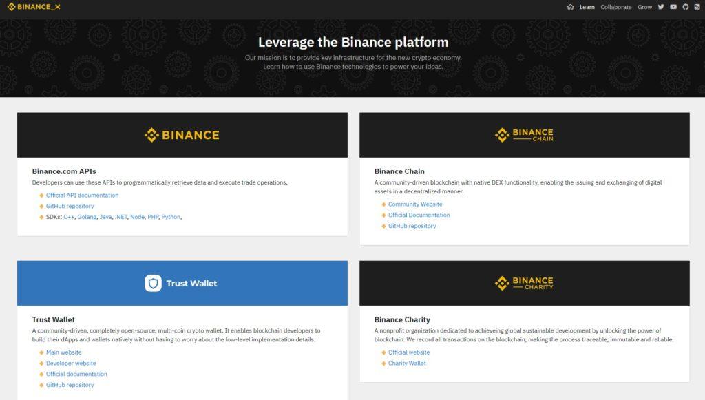 Binance_X