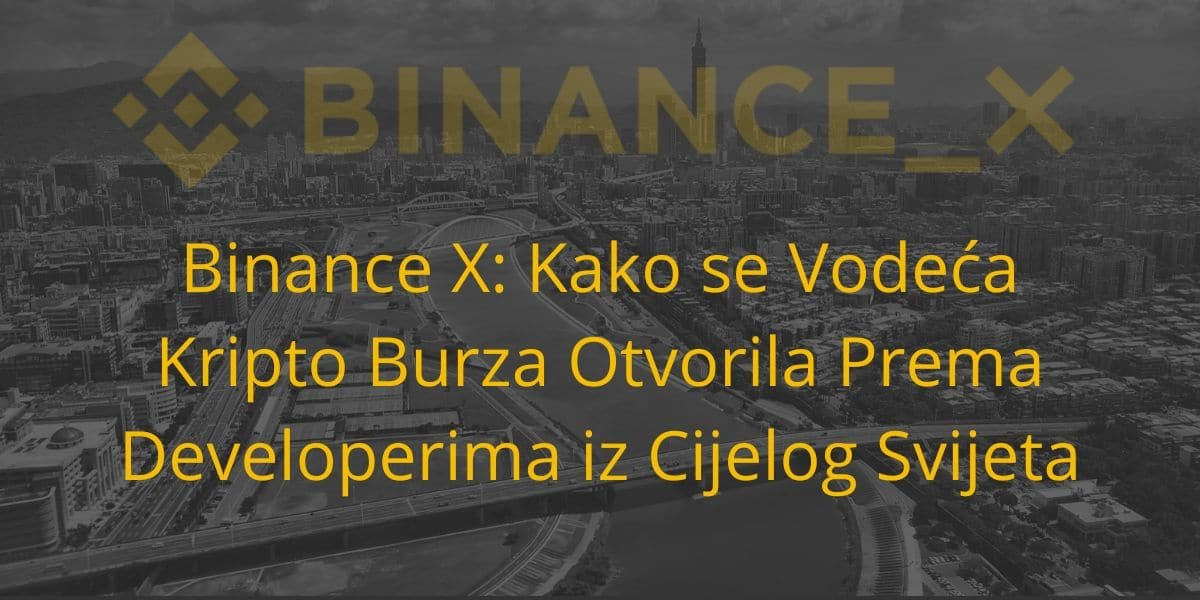 BinanceX