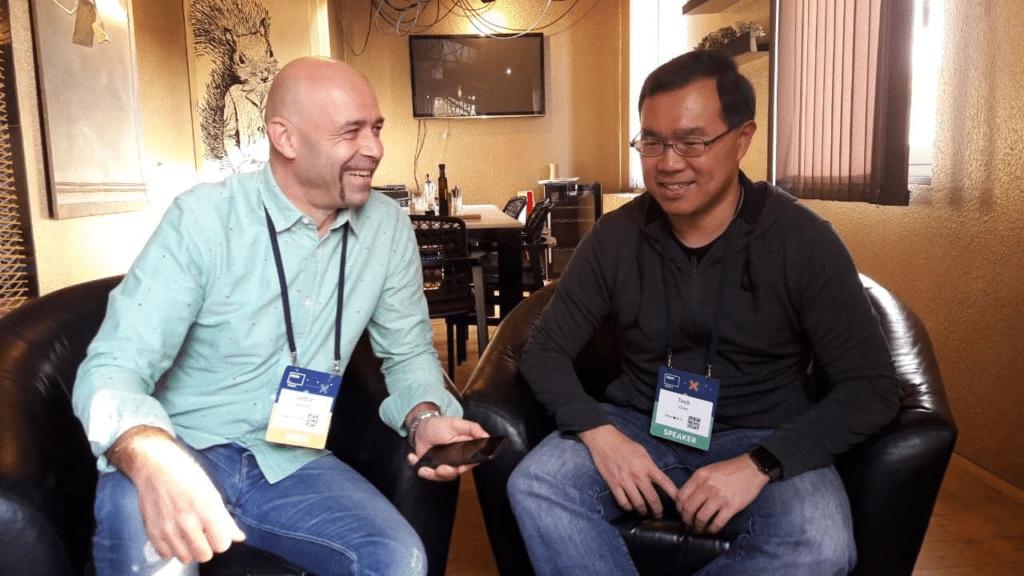 Teck Chia intervju