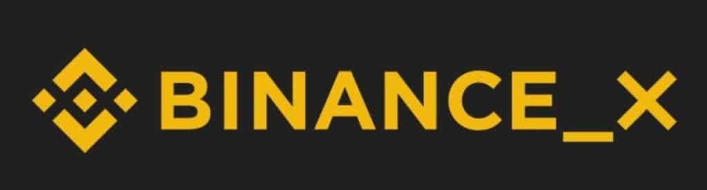 binancex logo