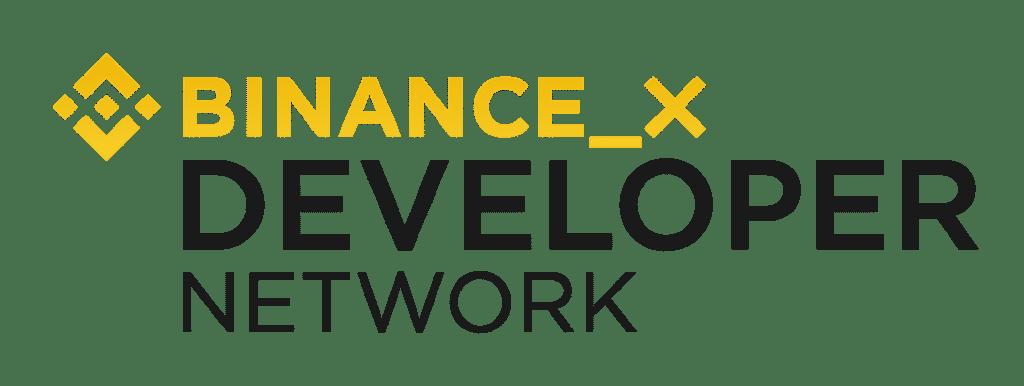 binance x developer network black
