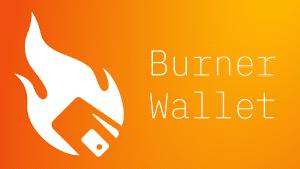 burner wallet