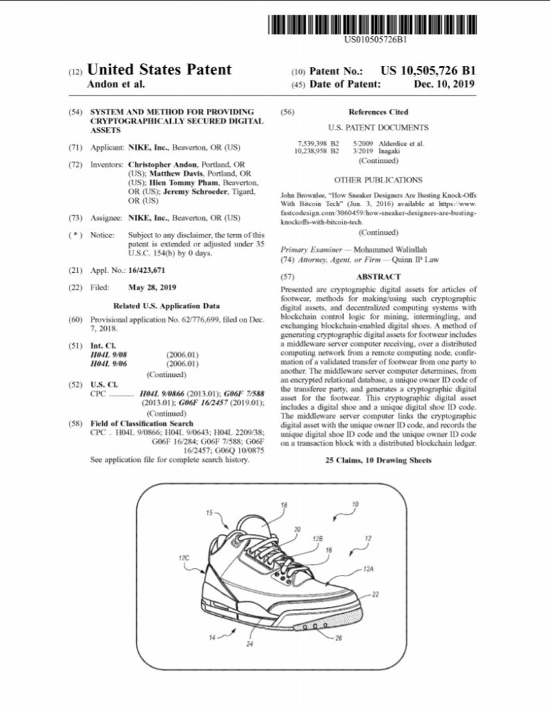dating stranice patenti