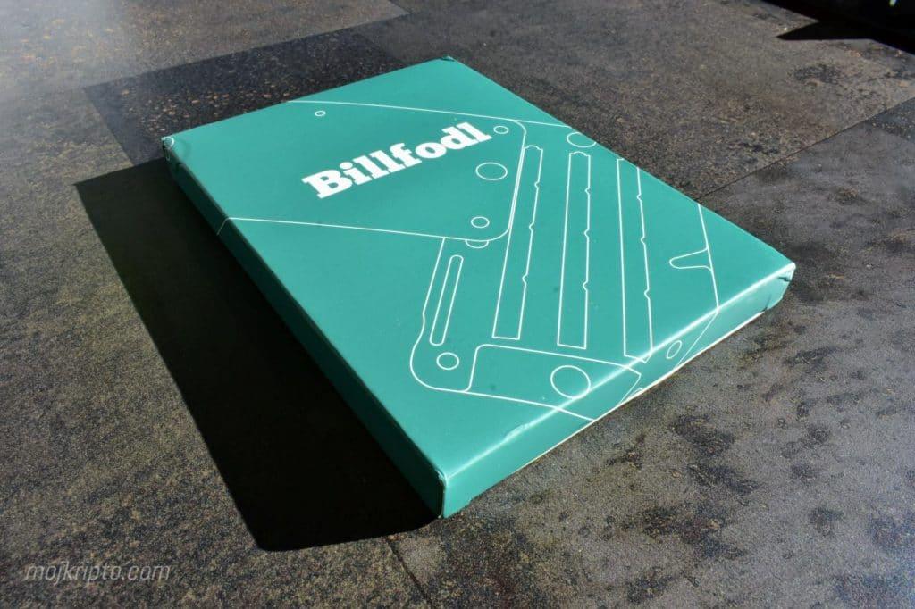Billfodl kutija