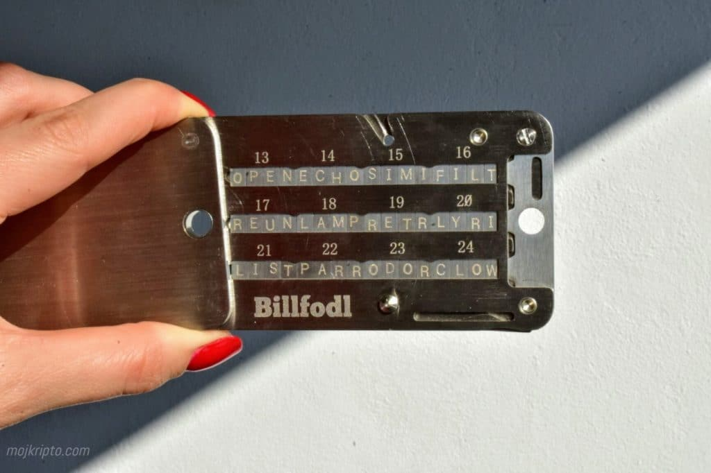 Složeni Billfodl
