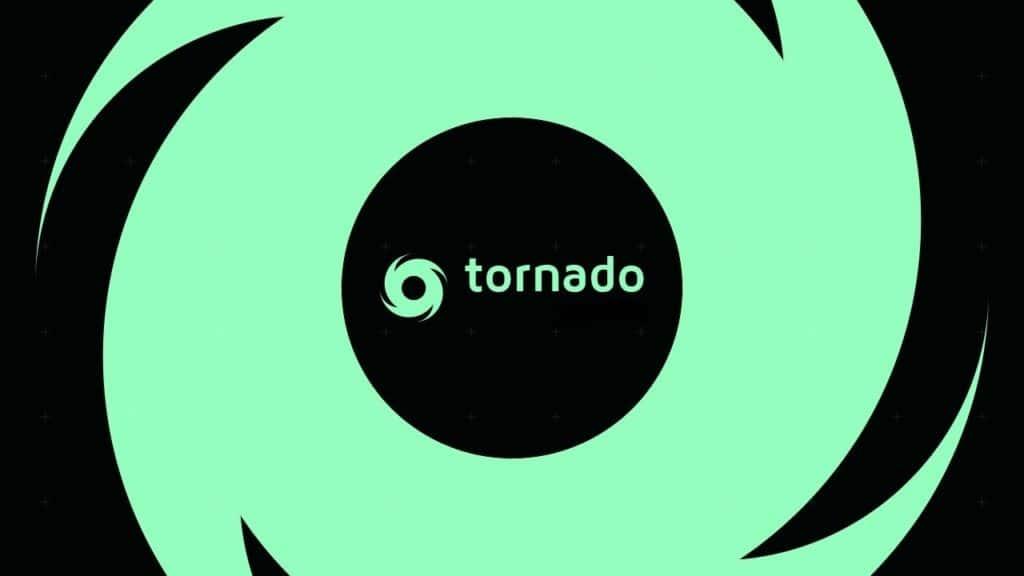 Tornado Cash aplikacija
