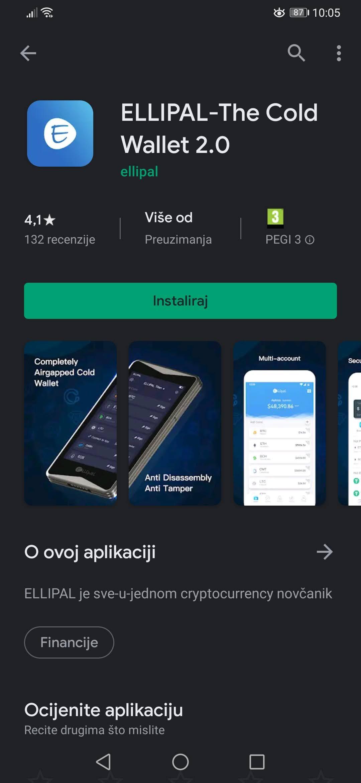 ellipal-aplikacija