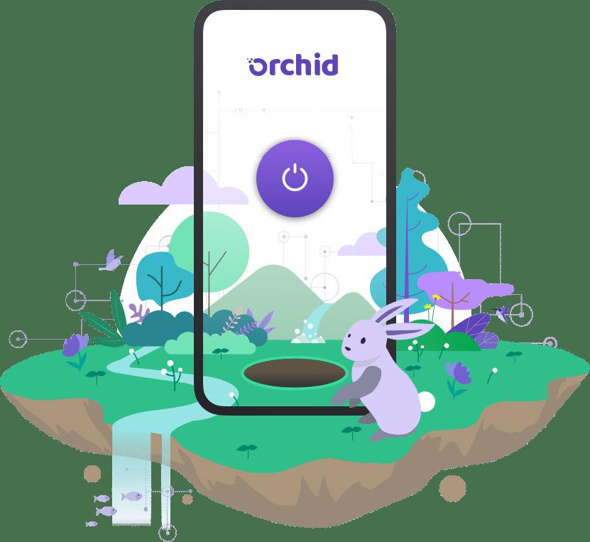 Orchid vpn
