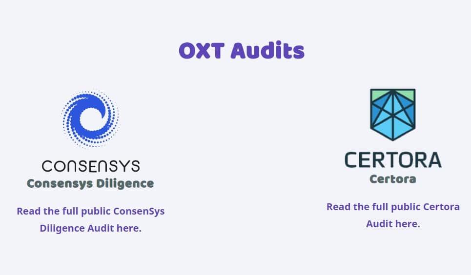 OXT audits