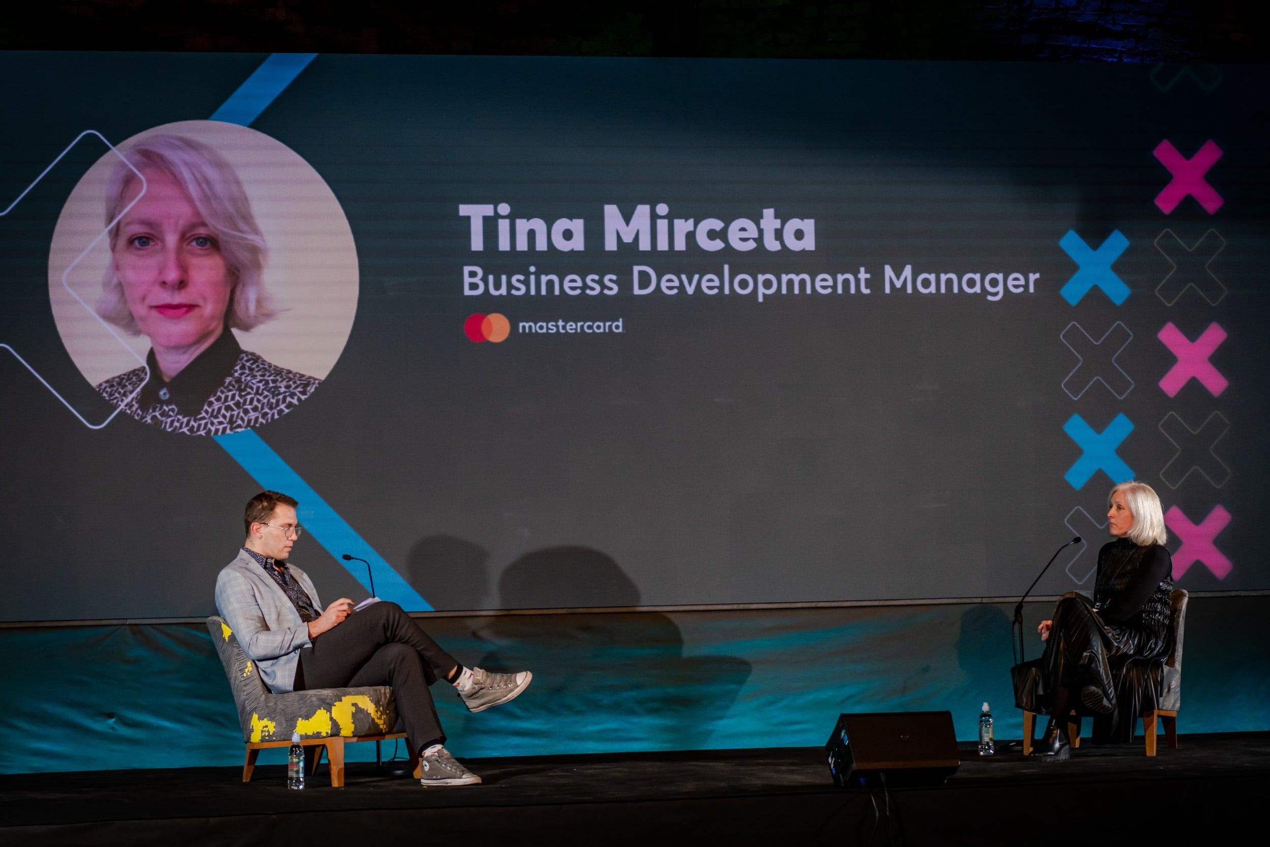 Tina Mirceta - Shift konferencija