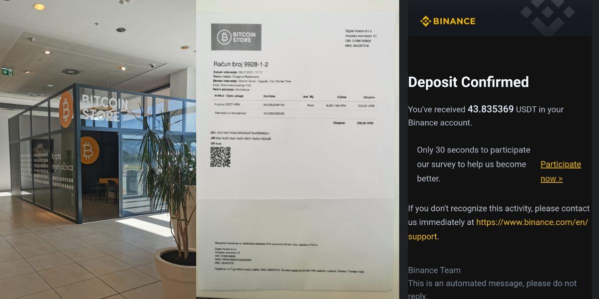 Bitcoin Store Zagreb